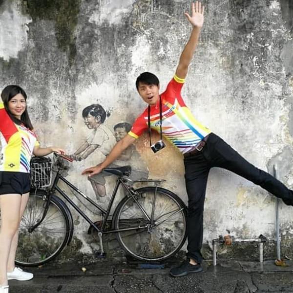 我地又出動啦! 男女主角陸俊賢黃寶瑤繼續為《我要做特務》四處宣傳